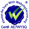 WebSiteSecure.org certificate AE7WY3Q