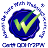 WebSiteSecure.org certificate QDHY2PW